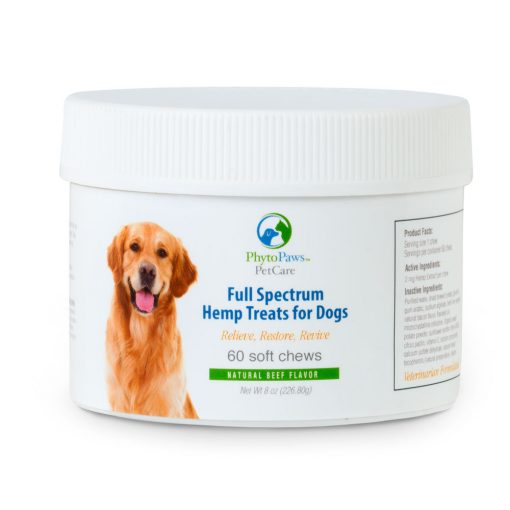 Full Spectrum CBD Treats for Dogs