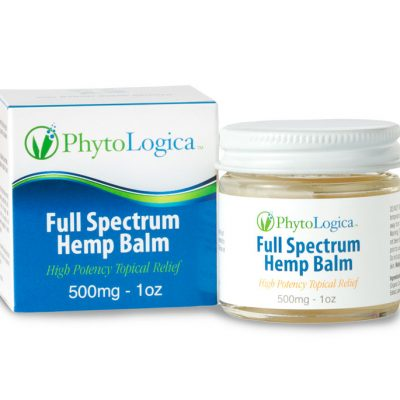 Full Spectrum Hemp CBD Oil Balm 500mg